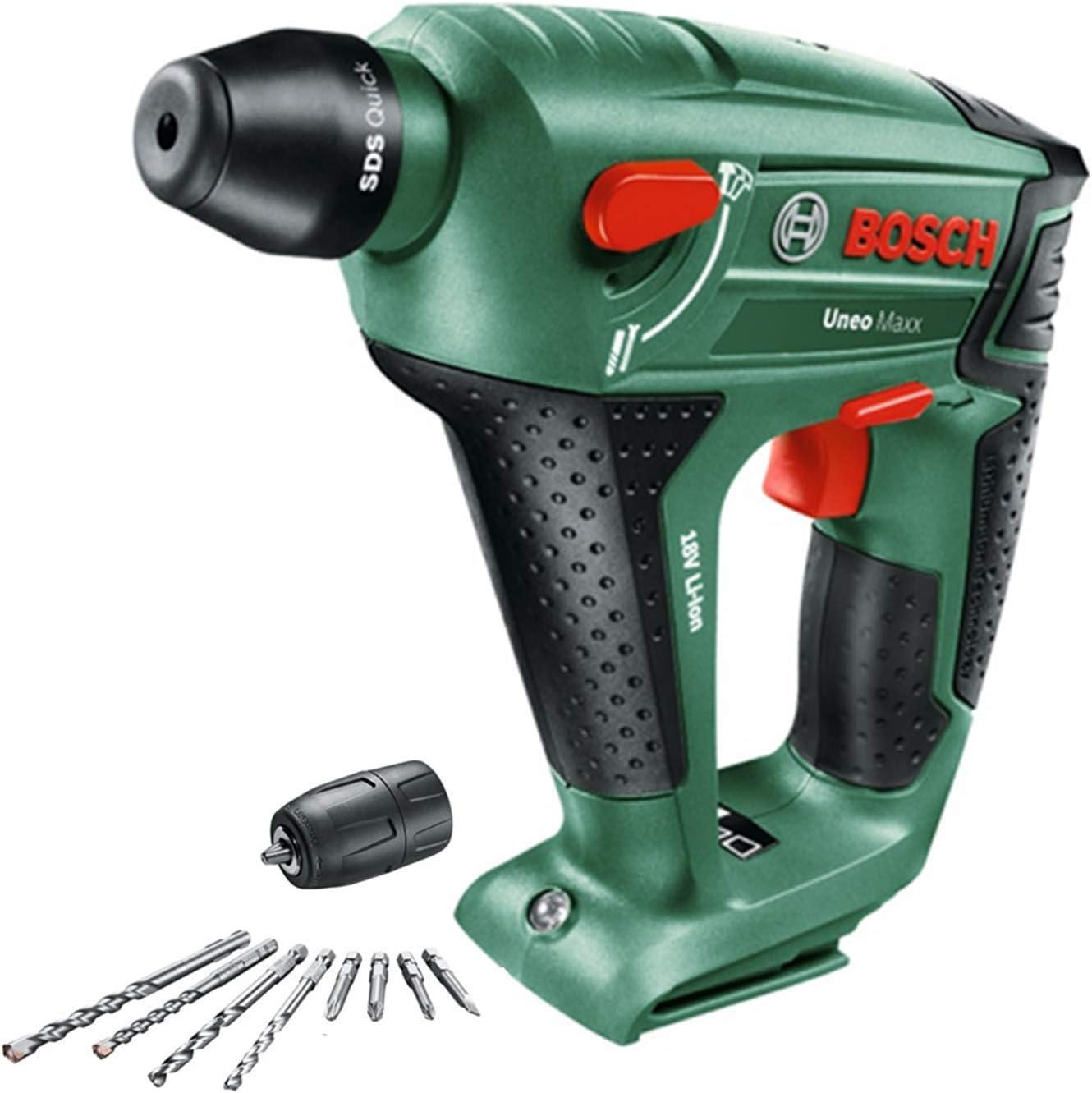 Bosch 060395230C, 0 W, 18 V, Verde, sin batería: Amazon.es ...