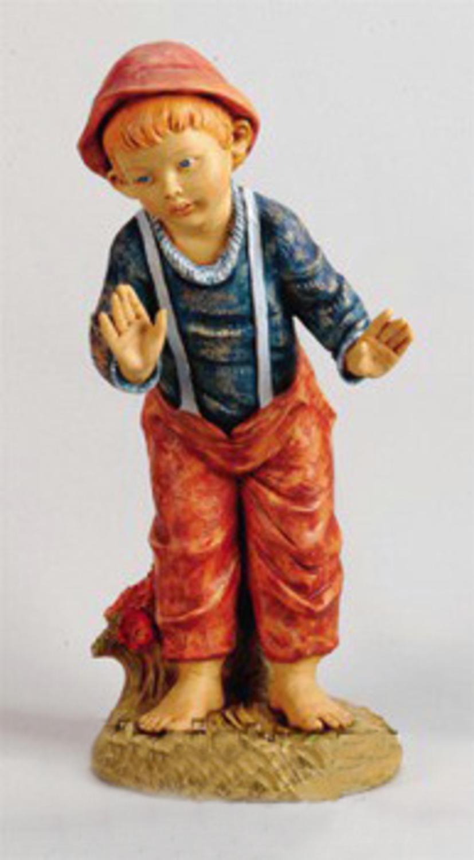 Fontanini 50'' David Young Boy Religious Nativity Figure #52394