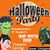 Halloween Party Book Set