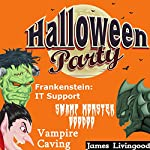 Halloween Party Book Set | James Livingood