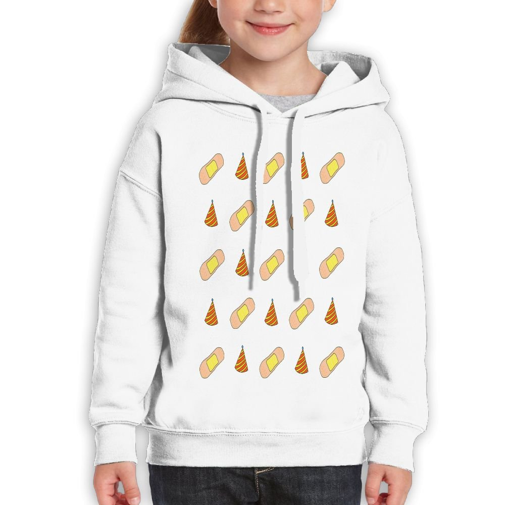 GLSEY Funny Design Pattern Youth Soft Casual Long-Sleeved Hoodies Sweatshirts