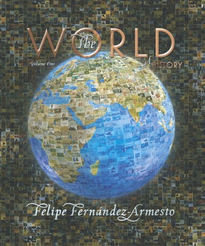 World: A History Volume 1 Value Pack (includes History Notes & MyHistoryLab Student Access for World / Western Civ,