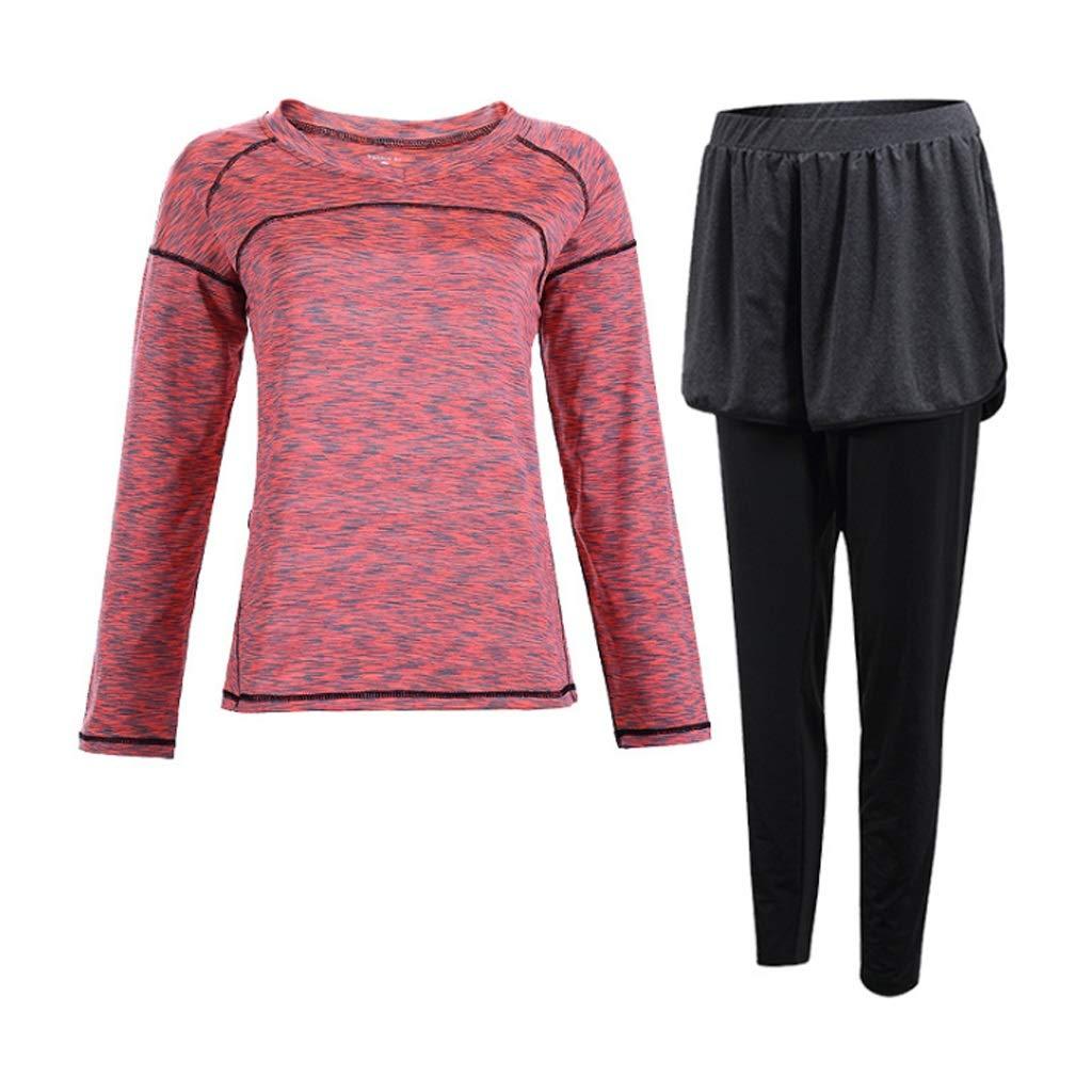 7 Casual Sports Suit Sportswear Ladies Yoga Pants Casual Fitness Wear Sportswear Suit TwoPiece