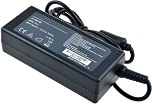 Uniq-bty AC/DC Adapter for HP Pavilion P2-1334, p2-1119, P2-1310 P2-1013w SQP804AAR#ABA Desktop PC Computer 19VDC Power Supply Cord Cable PS Battery Charger PSU