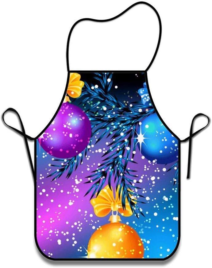 Delantal Delantal Unisex BUON Santo Stefano Delantal de Cocina para cocinar Hornear Jardinería