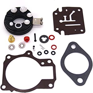 Carburetor Carb Repair Kit For Johnson/Evinrude 396701 20/25/28/30/40/45/48/50/60/70