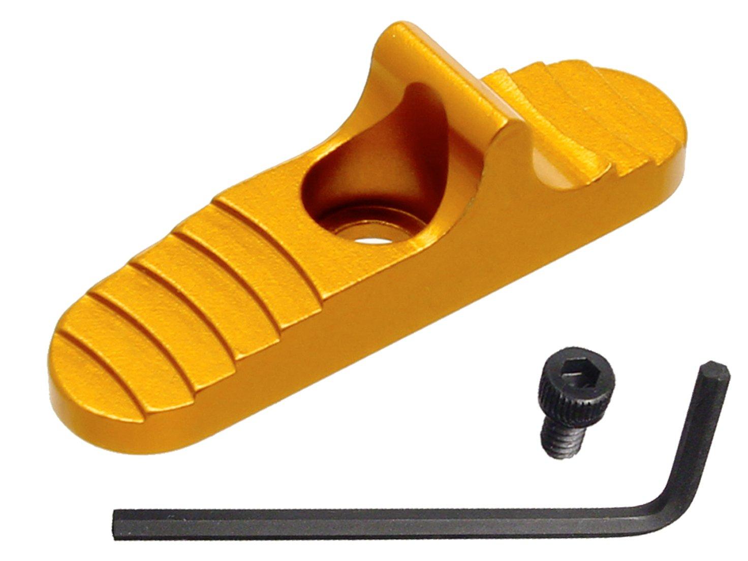 for Mossberg 500 590 835 930 935 Shockwave Enhanced Tactical Slide Safety by NDZ Gold