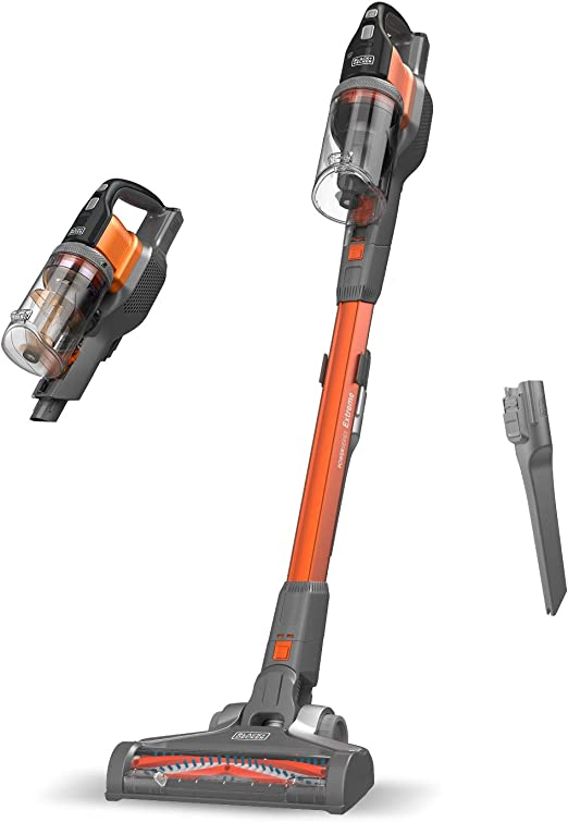 BLACK+DECKER BHFEV182B-QW - Aspirador de escoba sin cable Power ...