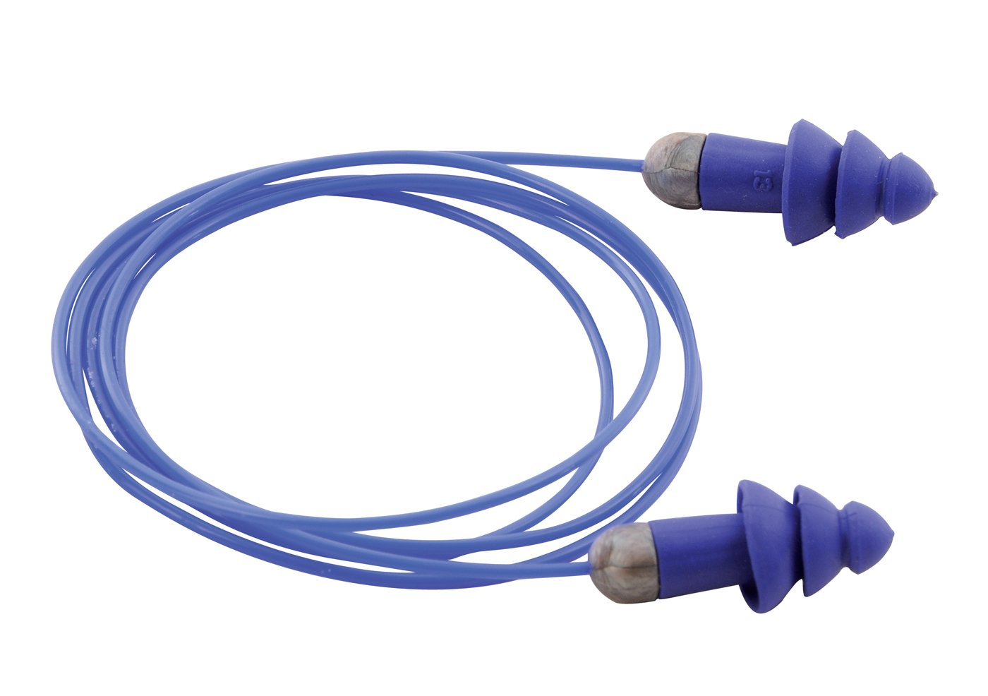 Moldex M6415 Rockets Corded Earplugs, Detectable  (50 per Dispenser)