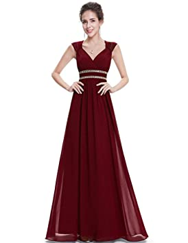 pengweiWedding dresses party evening dresses v-neck shoulders long bi-fold wallets: Amazon.co.uk: Sports & Outdoors