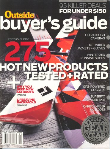 Outside Magazine Winter Buyer`s Guide 2011-2012