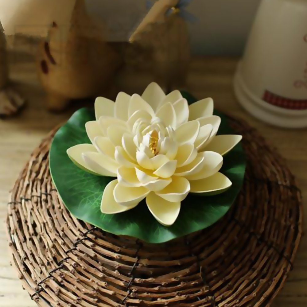 Amazon Sky Fish Artificial Lotus Flower Simulation Water