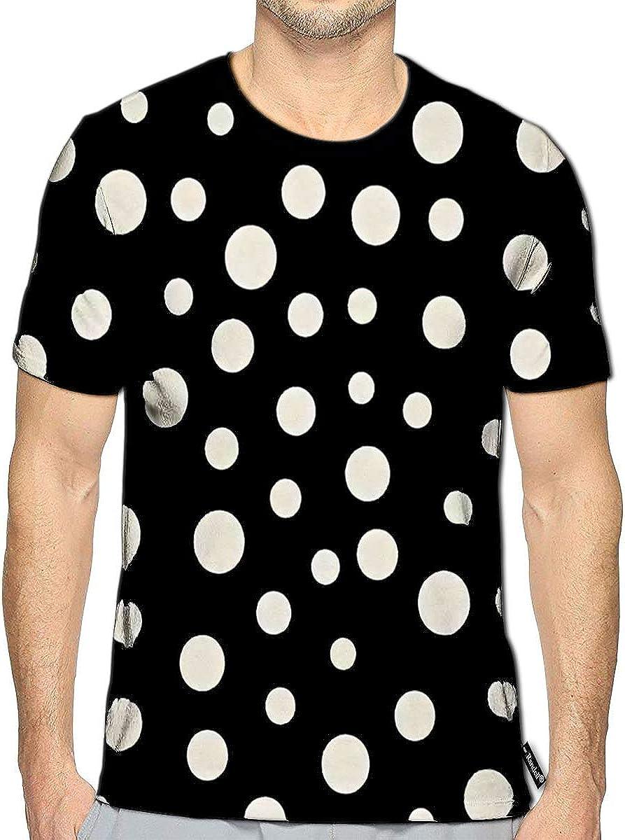 Randell 3D Printed T-Shirts St Patrick Day Shamrock Leaves Short Sleeve Tops Tees