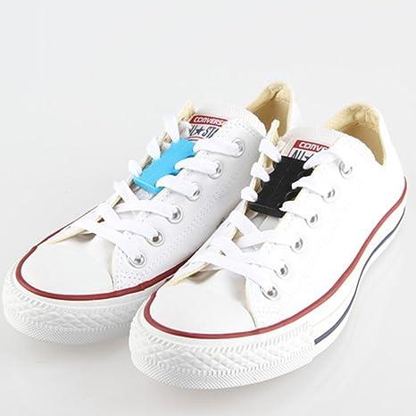Amazon.co.jp: 【footful】結ばない 靴ひも 磁気 スニーカーの靴ひも ワンタッチ マグネット式 靴紐 便利 全2色 , ブラウン  服&ファッション小物