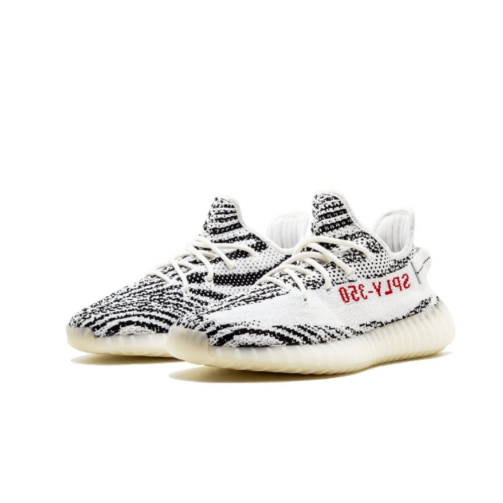 f2d94197980 adidas Yeezy Boost 350 V2 Zebra 2017 CP9654 US6  Amazon.co.uk  Shoes   Bags