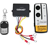 12V 12 Volt Wireless Remote Control Kit for Truck Jeep ATV Winch