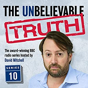 The Unbelievable Truth, Series 10 Radio/TV Program