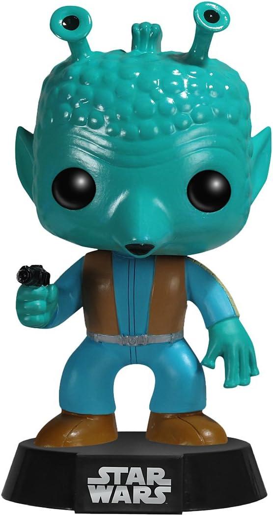 Funko - Figurine Star Wars - Black Box Greedo Pop 10cm - 0849803060442: Amazon.es: Juguetes y juegos
