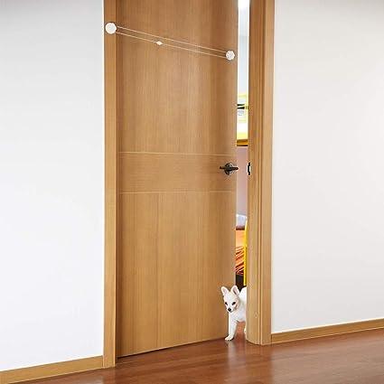 Abridor de animales para puertas de gatos y perros, fácil de usar: Amazon.es: Salud y cuidado personal