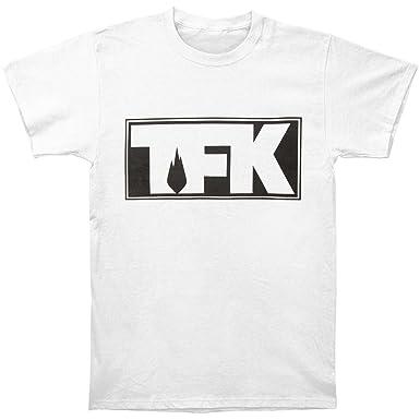 Amazon Thousand Foot Krutch Mens Tfk Outline Logo T Shirt