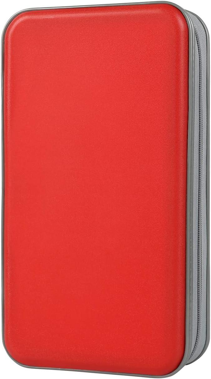 Cd Tasche Alachi Eu 96 Cd Dvd Tasche Hartplastik Cd Elektronik