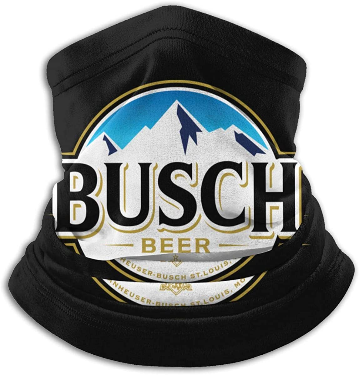 Busch Latte Unisex Fashion Face Bandanas Head Band Wears Scarf Face Tube Neck Scarf