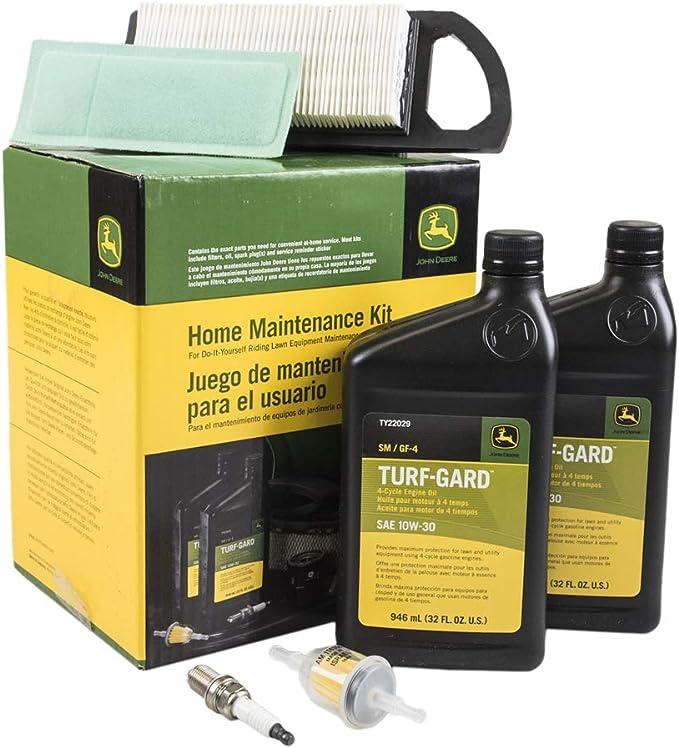 Amazon.com: John Deere equipo original filtro Kit # lg251 ...