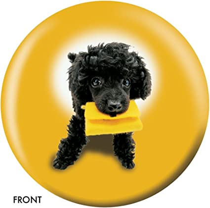 Amazoncom The Dog And Friends Bowling Ball Poodle