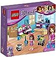 LEGO Friends 41307 - Set Costruzioni Il Laboratorio Creativo di Olivia