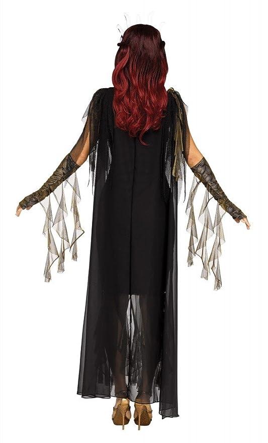 shoperama Reina de los Mares Poseidon Disfraz para Mujer mitología Diosa: Amazon.es: Juguetes y juegos