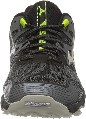 Mizuno Wave Hayate 6, Zapatillas para Carreras de montaña para Hombre: Amazon.es: Zapatos y complementos