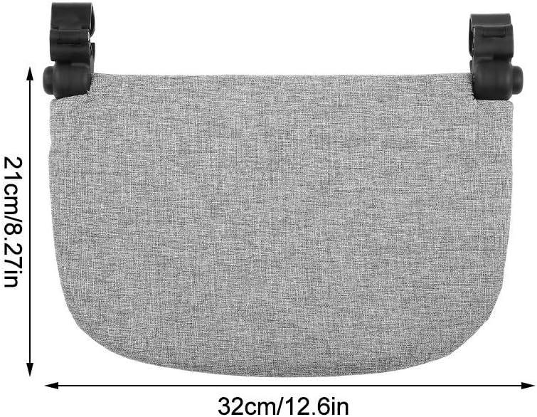 Repose-pieds pour poussette planche /à rallonges de 21 cm pour babyzen YOYA YOYO pied de lit accessoires Noir