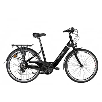 Bicicleta electrica plegable bh