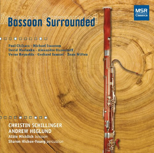 (Bassoon Surrounded - 20th Century Music for Bassoon & Percussion)