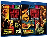 Hammer 4 Film Feature Blu Ray Bundle The Revenge of Frankenstein / The Curse Of The Mummy's Tomb The Two Faces of Dr. Jekyll & The Gorgon