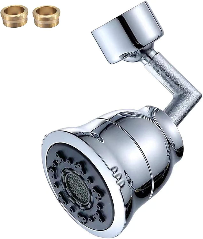 Grifo filtro para salpicaduras universal – Grifo universal para filtro de salpicaduras, espuma enriquecida con oxígeno filtro de malla, cabezal giratorio, pulverizador de filtro