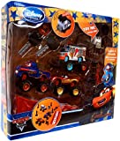 Disney Cars Toon Monster Truck Wrestling Play Set