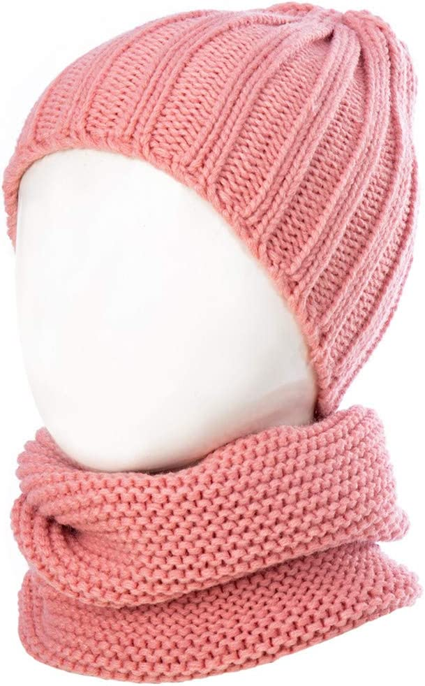Men Women Knitted Baggy Beanie Winter Warm Hat Ski Causal Knit Cap Unisex Hat SD