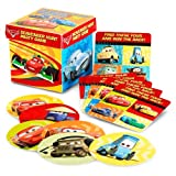 Disney's Cars 2 – Scavenger Hunt Party Game Party Accessory, Health Care Stuffs