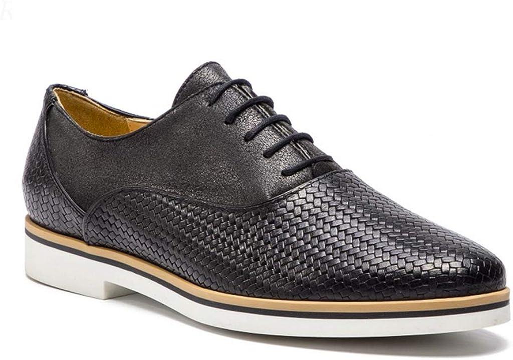 Zapatos de Cordones Derby para Mujer Geox D Janalee A