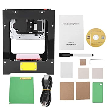 1500mw Impresora grabadora láser, operación fuera de línea ...