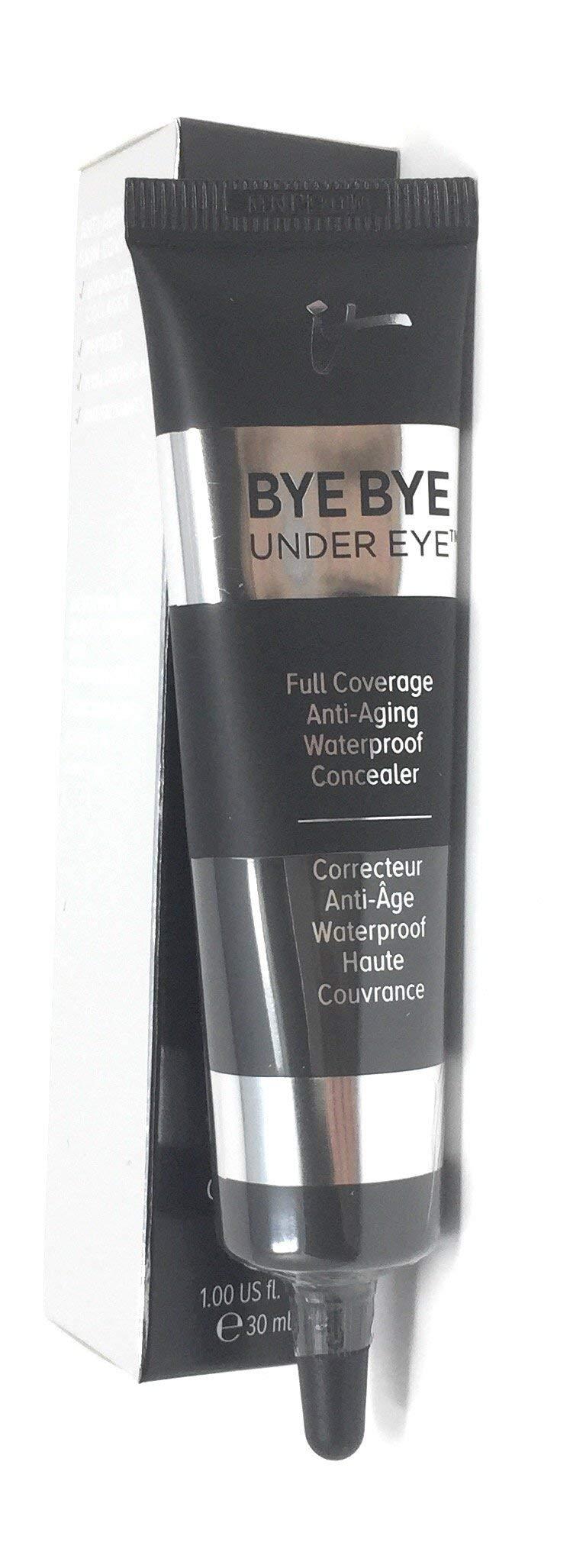 It Cosmetics Bye Bye Under Eye Full Coverage Concealer, Medium Tan by It Cosmetics