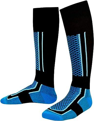 Calcetines Térmicos de Esquí para Niños y Niñas Calcetines de ...