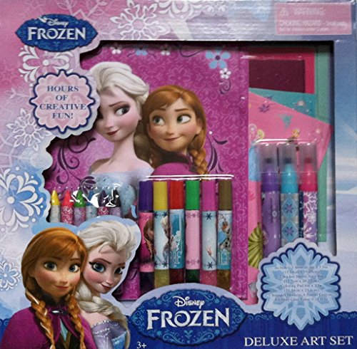 1 X Frozen Deluxe Art Set