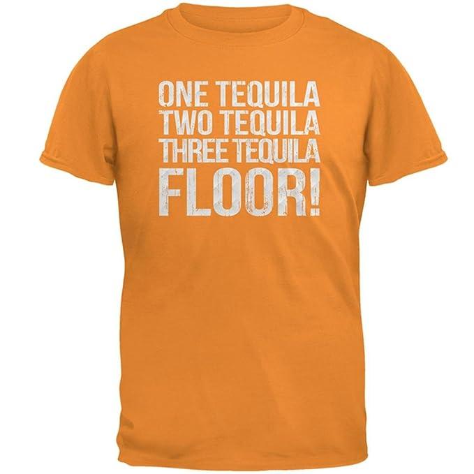 Cinco de Mayo Tequila One Two Three Floor Mens T Shirt