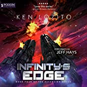 Infinity's Edge: Ascension, Book 4 | Ken Lozito