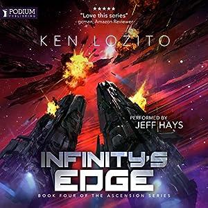 Infinity's Edge Audiobook