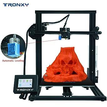 TRONXY XY-3 con nivelación automática Impresora 3D 310 * 310 * 330 ...