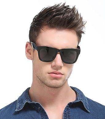 4ea325626d1 Chic Sunglasses Polarized Vintage Style Fashionable Retro Driving Eyewear  For Men and Women  Amazon.co.uk  Clothing