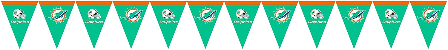 Creative Converting Miami Dolphins